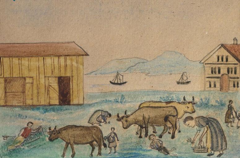 Sommer 1816: Hungerkrise